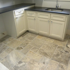 Traditional Laundry Room by 3rd Street Custom Homes
