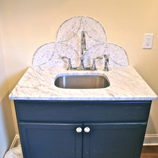 Traditional Laundry Room by CW Inc.