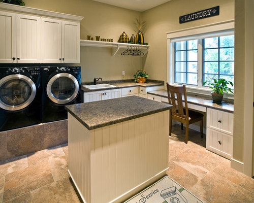 Inspiration For A Timeless Laundry Room Remodel In Other