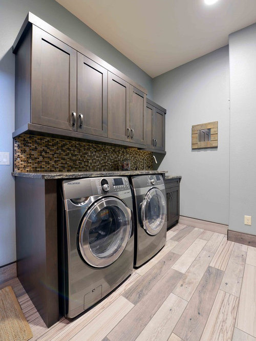 Laundry Room Design Ideas, Remodels & Photos with Laminate ...