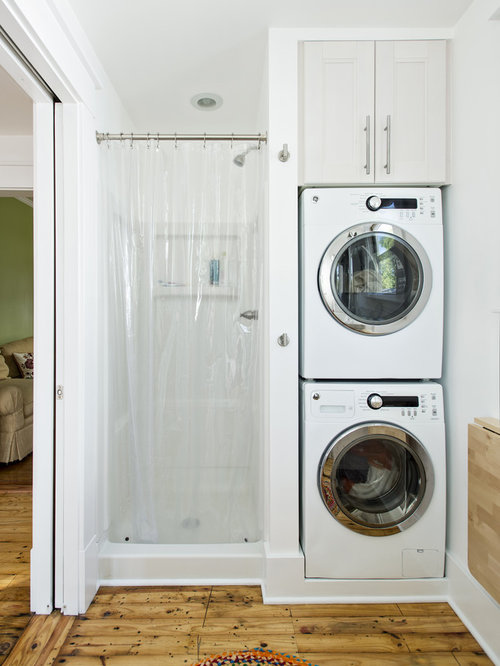 Bathroom laundry room combo ideas pictures remodel and decor for Bathroom design ideas with washer and dryer
