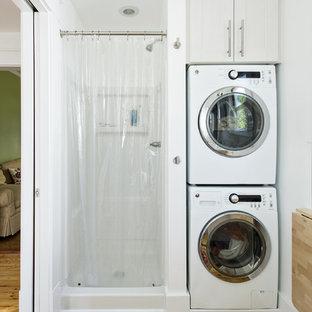 Idéer för vintage grovkök, med en tvättpelare