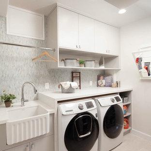 Saratoga Laundry Room Remodel