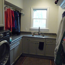 Traditional Laundry Room by The Kitchen & Bath Showroom