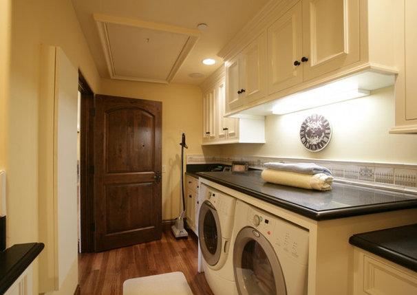 Mediterranean Laundry Room Shehata House Choices