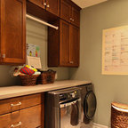 Showplace Cabinets - Laundry Room - Traditional - Laundry Room - Other - by Showplace Wood Products