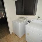 2nd Floor Laundry Room - Contemporary - Laundry Room ...