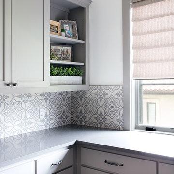 Spanish Oaks || Furnishings || Austin, Texas || Laundry Room