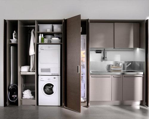 Fotos de lavaderos dise os de lavaderos modernos for Planos de cocina y lavadero