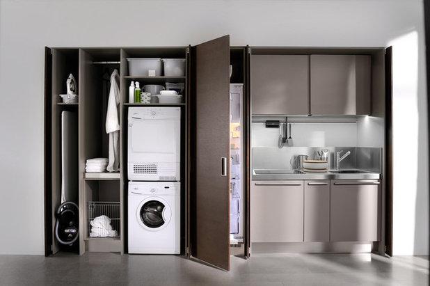 Moderno Lavanderia by Arclinea - Casa Design Boston