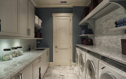 Measurements for Designing the Perfect Laundry Room