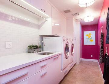 Streamline Laundry Room
