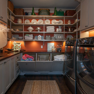 Sullivan's Island Brownell Ave Laundry Room