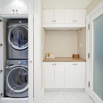 Sunnyside Bathroom/Laundry Room