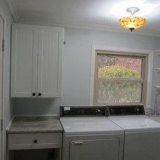 Traditional Laundry Room Tammy J