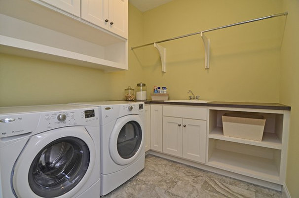 Laundry Room by Gonyea Homes & Remodeling