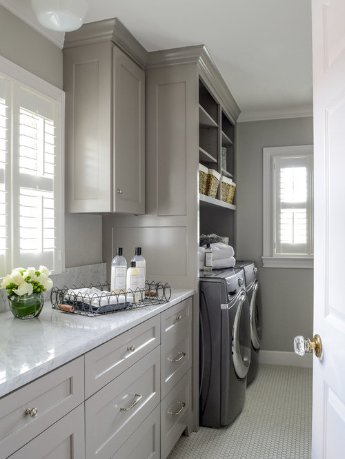 Laundry room design ideas pictures remodel decor with - Laundry room cabinet ideas ...