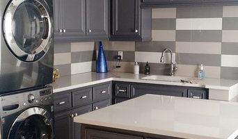 The Color Palette -  Laundry Room in Granite Bay