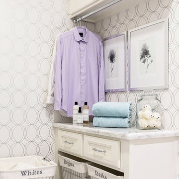 The Davis Home - Laundry Room