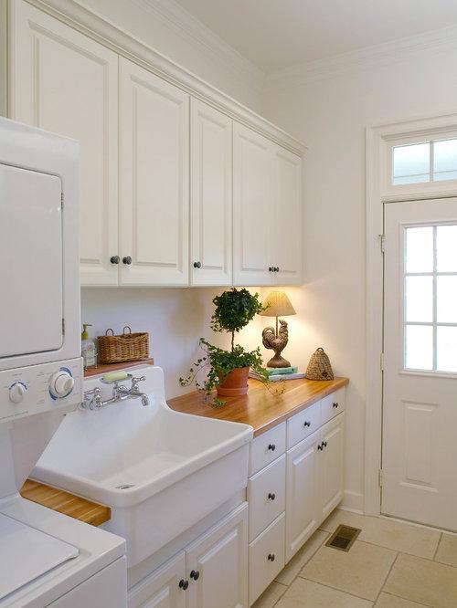 Best Laundry Room With Travertine Floors Design Ideas