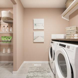 Foto på en tropisk tvättstuga