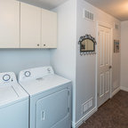 closets and laundry rooms montdoc interiors the haliburton beach style laundry room