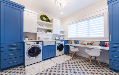 Houzz Call: Show Us Your Laundry Room Remodel!