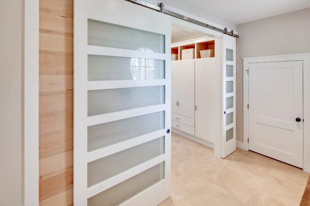 Soluzioni per piccoli spazi: porte invisibili