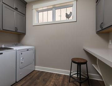 The Oakcrest - Laundry Room