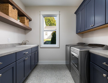 The Willowcrest - 2018 Fall Parade Home - Laundry Room