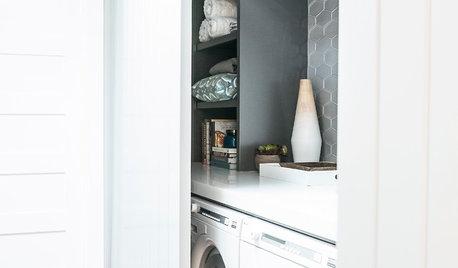 Cómo planificar la perfecta zona de lavandería en casa
