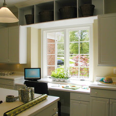 Traditional Laundry Room by Donna F. Boxx, Architect, P.C.