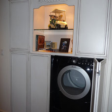 Traditional Laundry Room by Andern Design