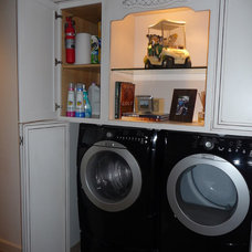 Traditional Laundry Room by ANDERN DESIGN COMPANY