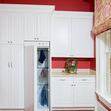 Traditional Laundry Room by Architectural Kitchens & Baths, LLC