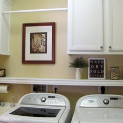 traditional laundry room Traditional Laundry Room