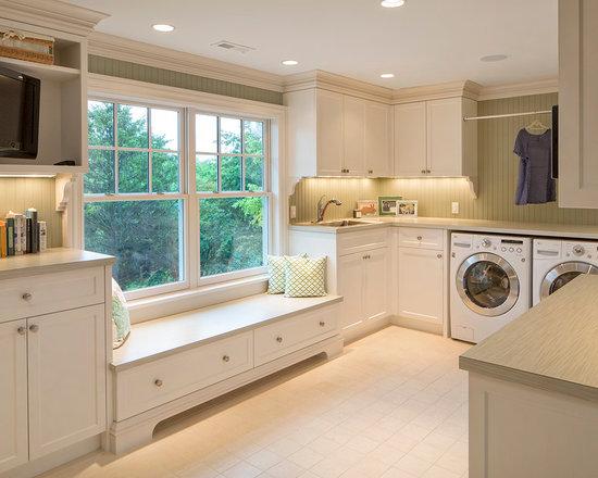 2 139 Large Basement Windows Laundry Room Design Photos