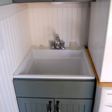 Traditional Laundry Room by Level Ground Enterprise, LLC