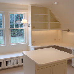 traditional laundry room by Partners 4, Design