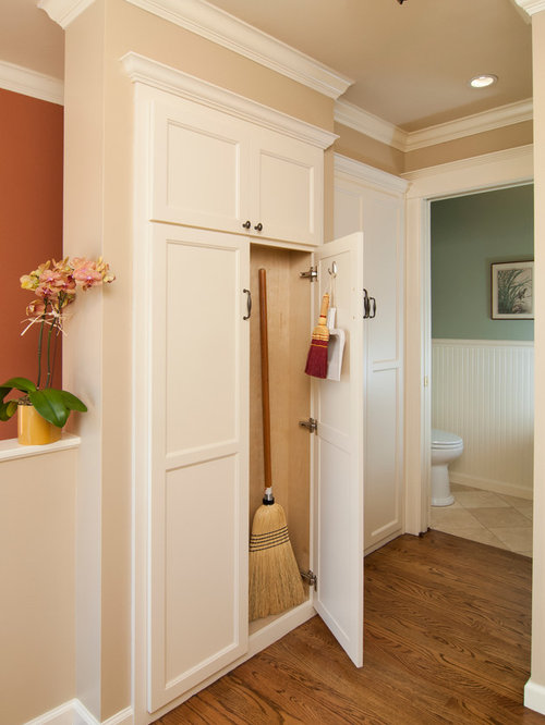 Broom Closet Home Design Ideas, Pictures, Remodel and Decor