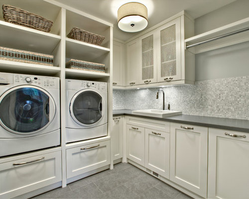 Raised Washer And Dryer Home Design Ideas Pictures