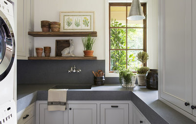 New This Week: 3 Enviable Laundry Rooms