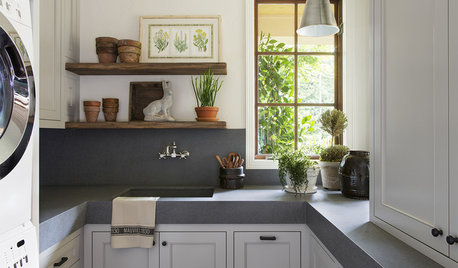 Laundry Roomsnew This Week 3 Enviable Rooms