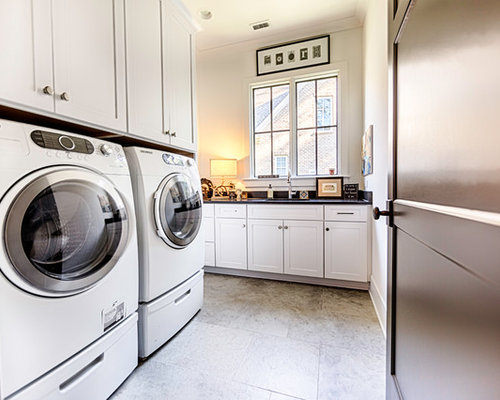 laundry room design ideas remodels photos with granite