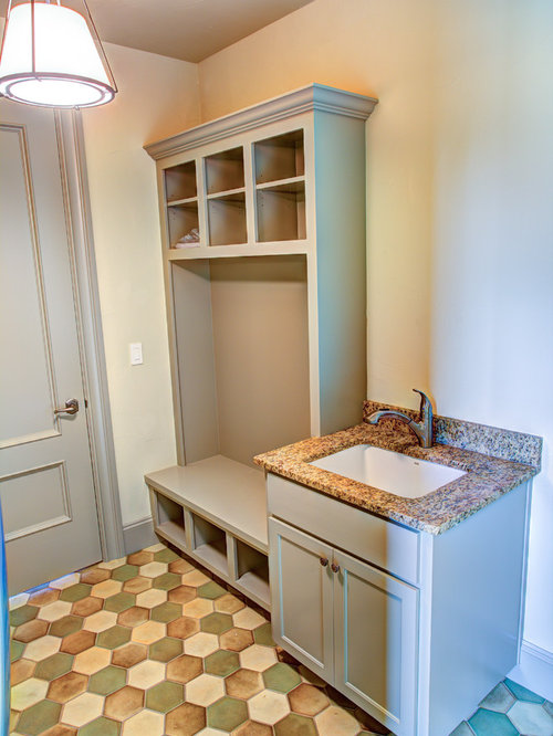 Eclectic Laundry Room Design Ideas, Pictures, Remodel & Decor