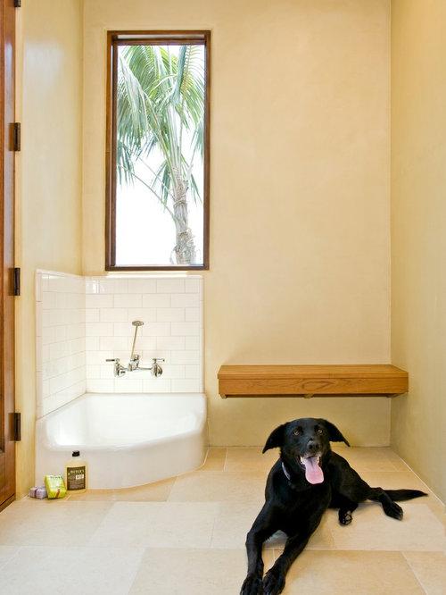 75 Tropical Laundry Room Ideas: Explore Tropical Laundry Room ...
