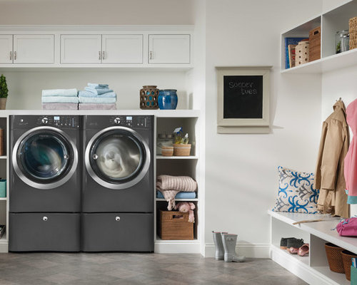 8,678 Contemporary Laundry Room Design Ideas & Remodel Pictures | Houzz