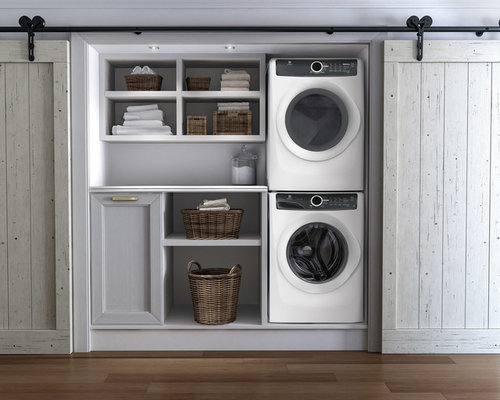 Contemporary Laundry Room Design Ideas Remodels Amp Photos