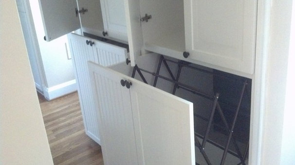 Traditional Laundry Room by Baltimore Architectural Detail LLC