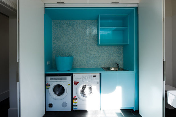 Contemporary Laundry Room by Grieve Gillett Andersen